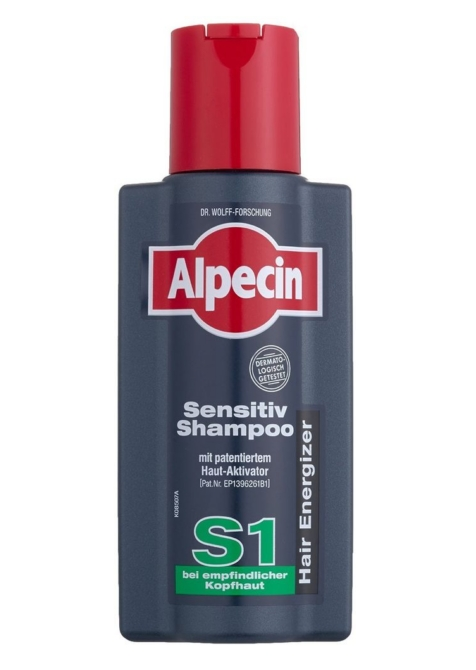 Alpecin sampon 250ml S1 sensitive